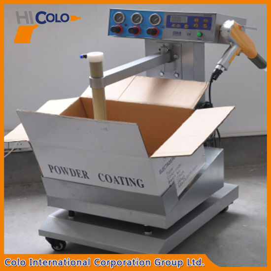 Colo-660 Fast Change Color Manual Powder Spray Gun pictures & photos