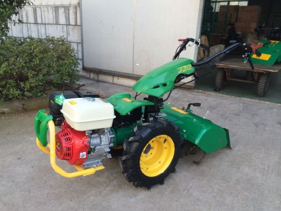 6.5HP Gasoline Shineray Engine Cultivator pictures & photos