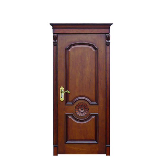 Cheap Price Door Made In China Interior Solid Wood Doors