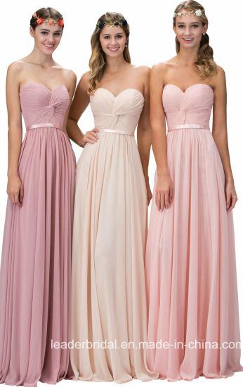 2019 Cocktail Homecoming Dresses Empire Bridesmaid Dress G11385