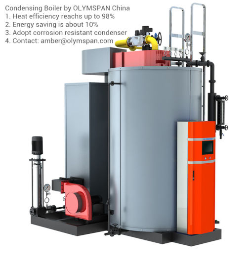 China High Efficiency Steam Condensing Boiler - China Condensing ...