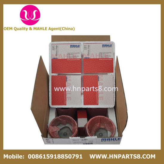 Mahle Cylinder Liner Kit 4jb1 for Isuzu 4jb1t Engine Repair Kit pictures & photos