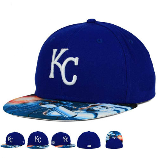 New Design Blue Woven Wool Sublimation Printing/3D Embroidery Baseball Cap pictures & photos
