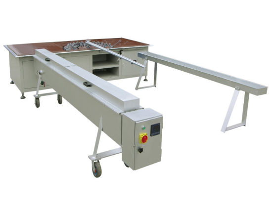 UPVC Arc Window Making Machine Plastic Profile Arc Bending Machine