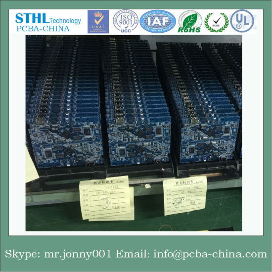Aluminum Base LED PCB From Shenzhen Electronic Manufacture pictures & photos