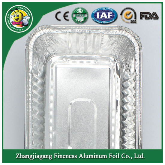 Wholesale High Quality Aluminum Foil Container pictures & photos