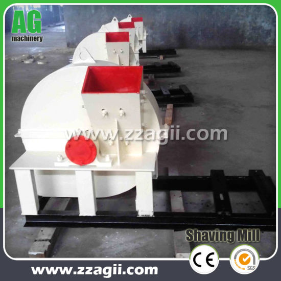 China Poultry Farm Investment Wood Shavings Making Machine