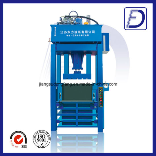 High Quality Manual Vertical Baler Machine Sale Price pictures & photos