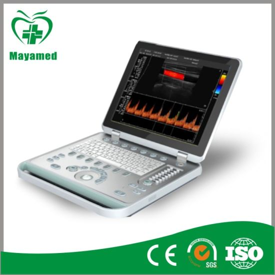 My-A024 Medical Notebook Portable Color Doppler Ultrasound Scanner pictures & photos