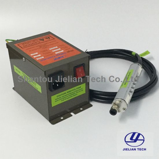 China Static Electricity Eliminator Ion Bar Device for Bag
