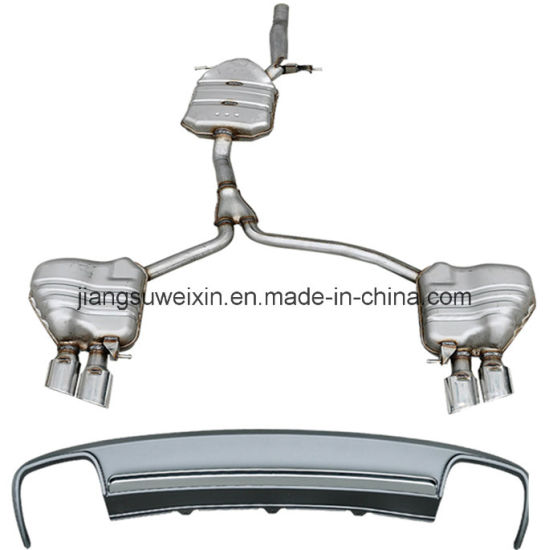 China Stainless Steel S4 2009-2012