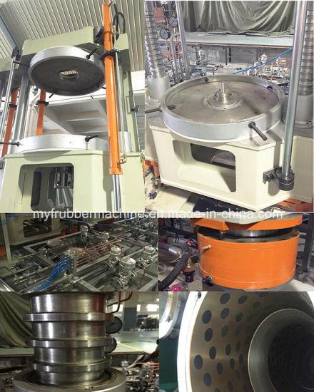 Vulcanizing Plates Alumium for Four cavity Aluminum Frame for Rubber molds small