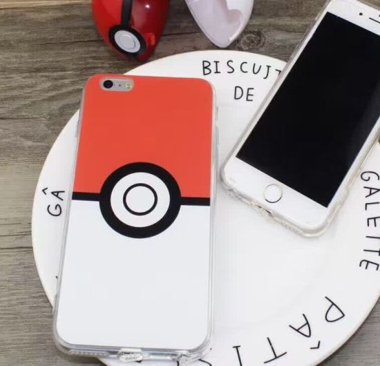 Design Pokemon Go TPU Phone Cases