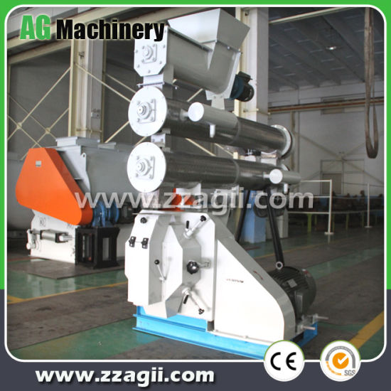Factory Price Poultry Feed Pellet Mill, Animal Feed Granulator pictures & photos