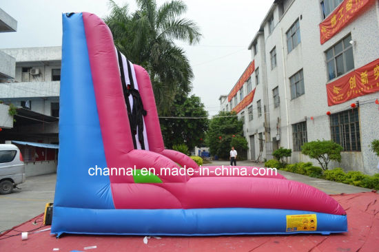 Inflatable Climbing Wall Hook & Loop Wall pictures & photos