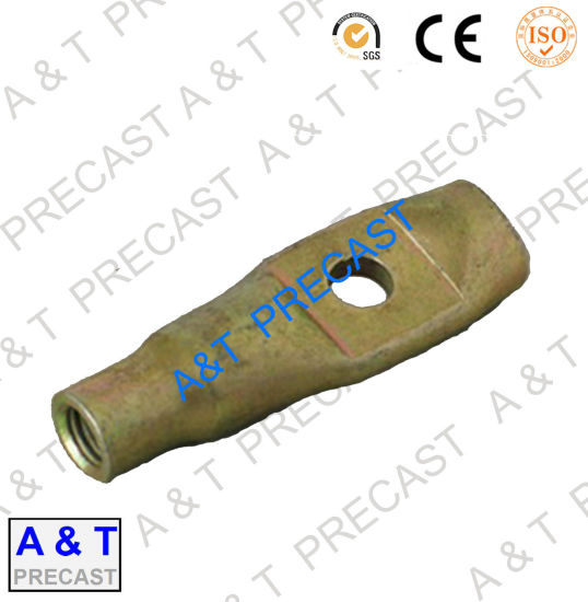 Lifting Socket with Crossbar Precast Construction Parts pictures & photos