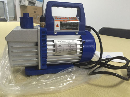 High Quanlity Small Refrigeration Dual Stage Pump pictures & photos