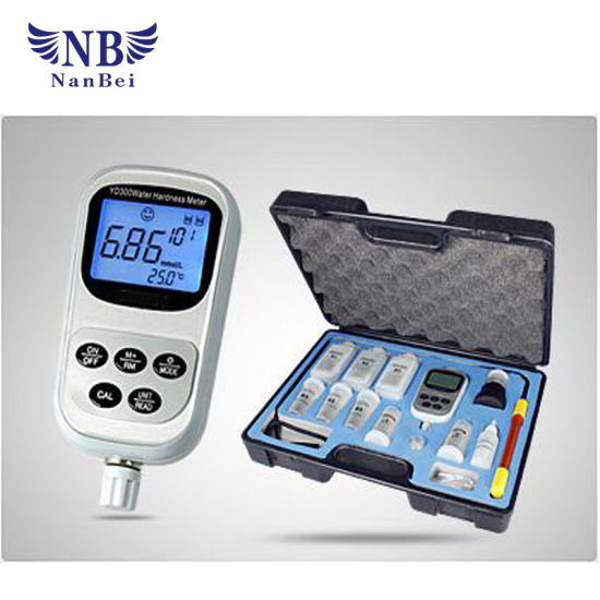 Portable Digital Water Hardness Tester pictures & photos