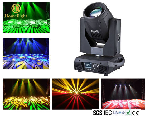 350W 17r Outdoor Moving Head Lights DJ Move Chinese Moving Heads Moving Spot Lights