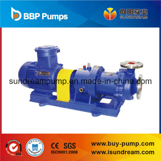 Stainless Steel No Leakage Magnetic Drive Pump (CQ) pictures & photos