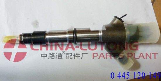 Common Rail Injector 0445120149 (fit for nozzle DLLA152P1768) for Weichai Wd10 pictures & photos