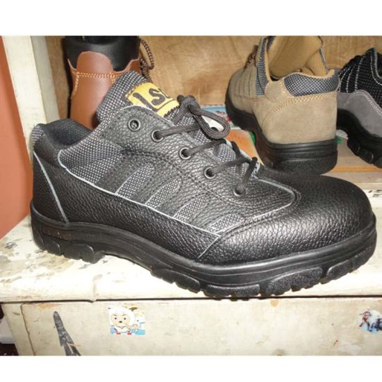 China New Fashion Working Security Professional PULeather
