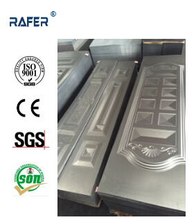 New Design and High Quality 1.5mm Cold Rolled Stamped Steel Door Skin (RA-C004) pictures & photos