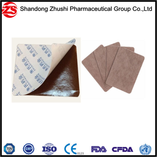 Hot Sell New Product Medical Chinese Herbal Pain Relief Patch with Ce, ISO, Far-Infrared Pain Relief Plaster