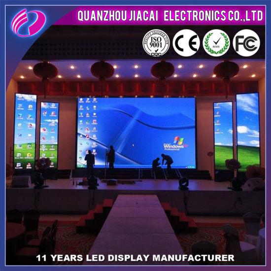 P5 Full Color Indoor Rental LED Screen