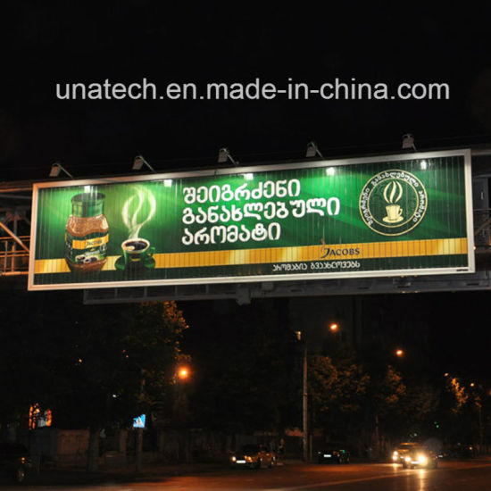 Highway Outdoor Advertising Tri-Vision Ad Billboard LED Outer Lighting Display pictures & photos