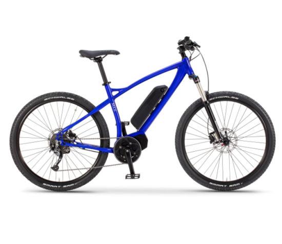 27.5'' Aluminum Light Weight 36V 250W Lithium Mountain Electric Bike