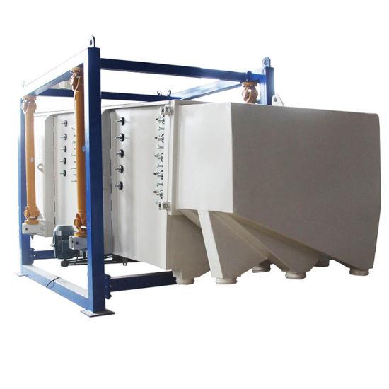 Limestone Rectangular Separation Equipment Square Swing Screen