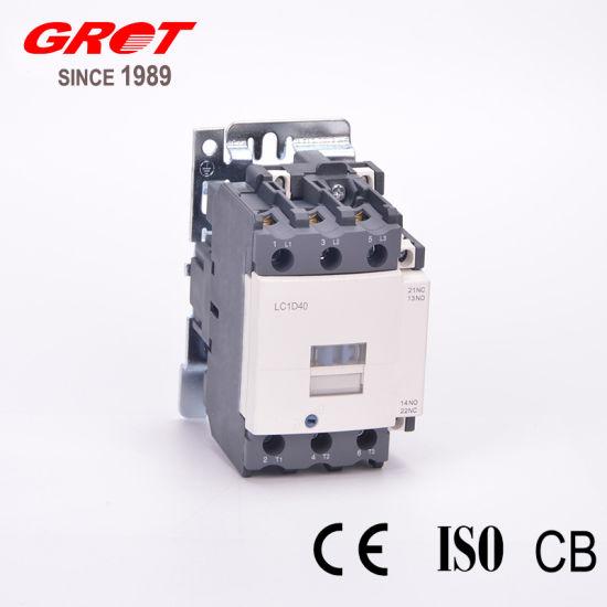 LC1d 40A 220V Telemecanique AC-3 AC-4 3p AC Contactor