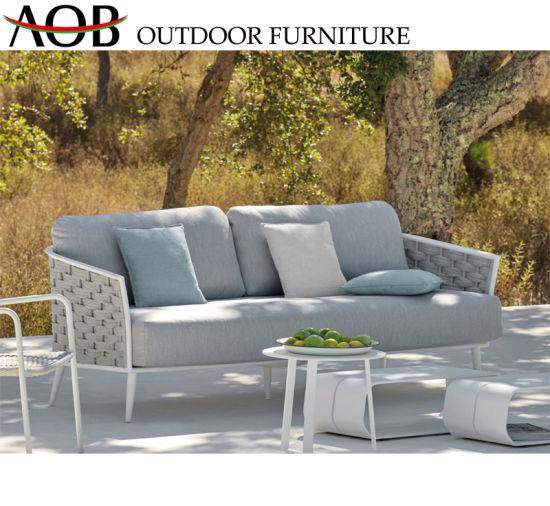 China Outdoor Garden Patio Home Deck Furniture Set Fabric Leisure