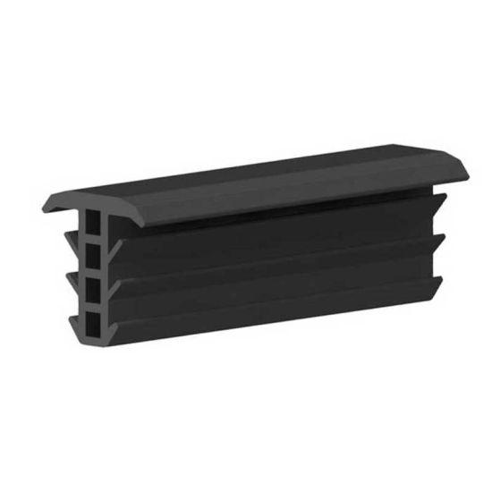 Wood Door and Window Weatherstrip PVC Rubber Seal Strip