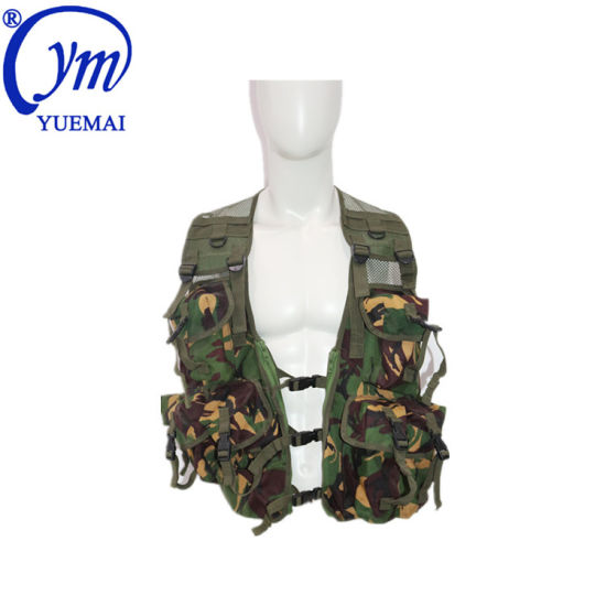 Top Quality Outdoor Mesh Army Military Tactical Combat Safety Vest