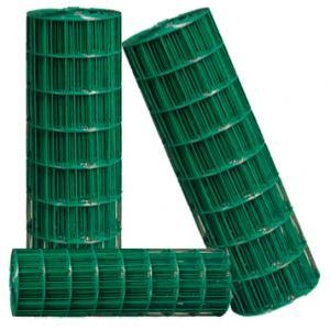 3/4 Inch 1.2m Height Plastic Coated Welded Wire Mesh for Chickens