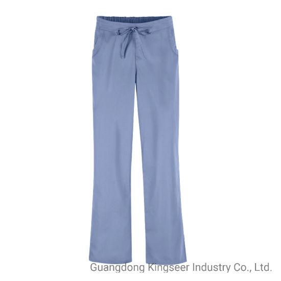 Factory Custom Surgery Clothes Doctor Nurse Health Care Hospital Scrubs Cleaner Cotton Uniform for Work Wear Uniforms Ksu004
