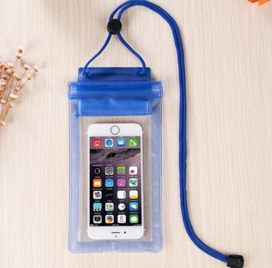 High Quality Universal Water Proof PVC Mobile Phone Cases Waterproof Bag/Pouch, Water Proof Cell Phone Bag for Promotion Gift pictures & photos