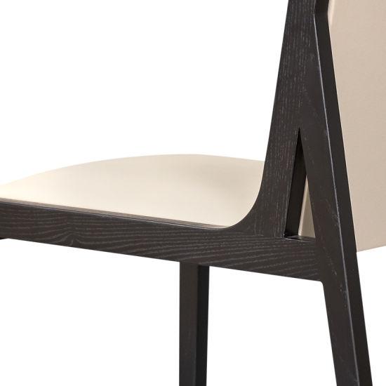 Strange China Modern Design Home Furniture Solid Wood Pu Leather Beatyapartments Chair Design Images Beatyapartmentscom