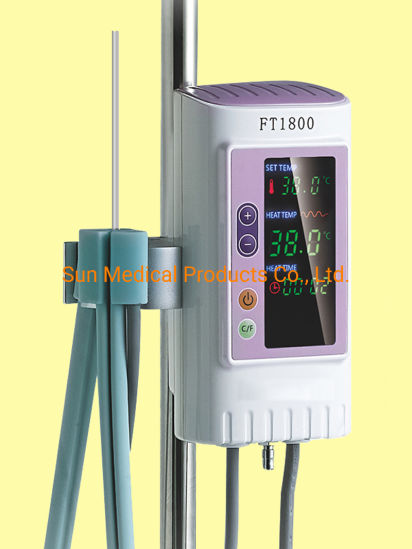 Blood & Infusion Warmer with LCD- Infusion Fluid Heater- Transfusion Blood Warmer