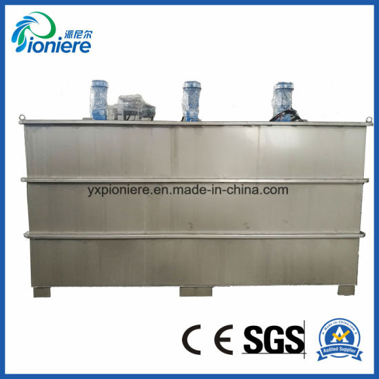 Large Automatic Polymer Dosing Machine for Electroplating Wastewater Treatment pictures & photos