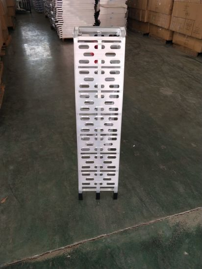 Factory Supply Portable Motorcycle Aluminum Loading Ramp