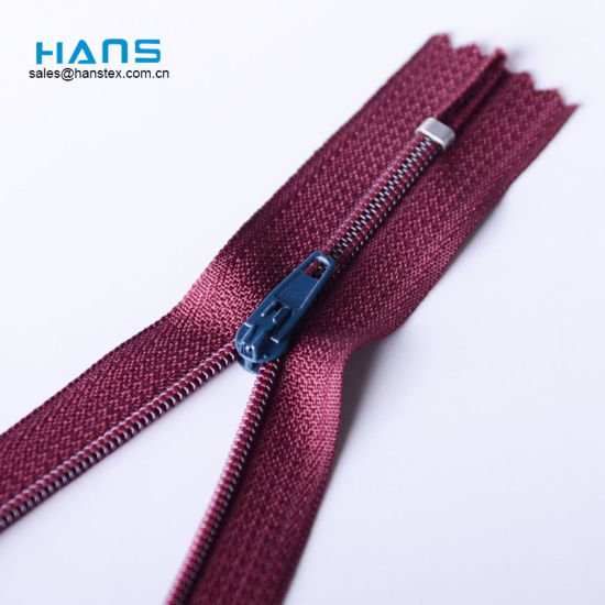 Hans Free Design Premium Quality Zippers for Shoes