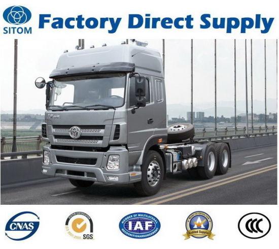 T00101 Sitom 6X4 Tractor Truck - Heavy Duty Head / Trailer Head/ Truck Head /Mover (Non Used Mini HOWO FAW Sinotruk Isuzu Beiben Pick up Dump Tipper Dumper)
