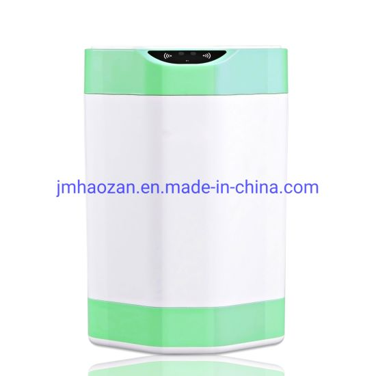 8L Round Automatic Sensor Dustbin with ABS Plastic pictures & photos