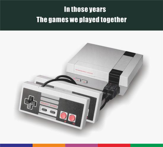 China AV Port Classic Mini TV Game Console 620 Games