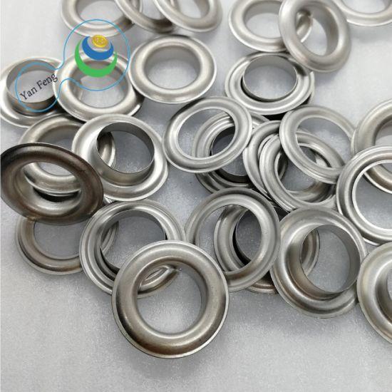 Eco-Friendly Metal Round Shoe Eyelet