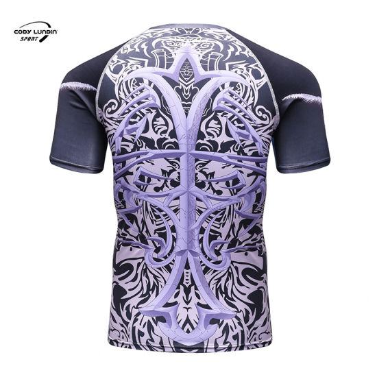 Cody Lundin Dry Fit Cooling Tshirt Fitting Sports Style Tshirt Men's Short Sleeve Tshirt with OEM Service