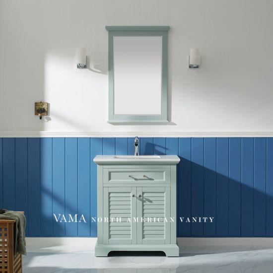Rustic Closeout Bathroom Vanity